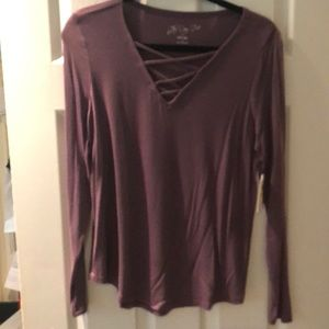 Tops - Cozy long sleeve t